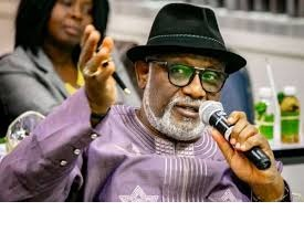 Breaking: Akeredolu speaks on COVID-19 new cases today