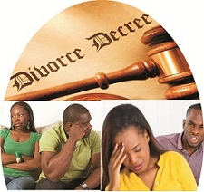 Why divorce is on the high side