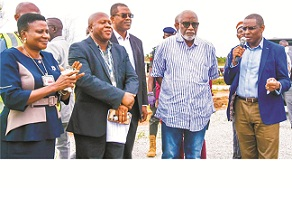 Akeredolu inspects Akure Airport facilities