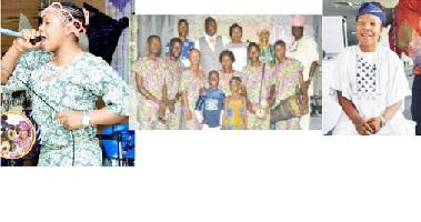 I wake Alaafin of Oyo up with my Chant-Okoto Akewi
