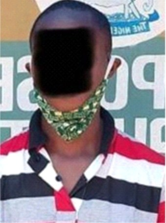 Tailor remanded for defiling teenagers in need of nose masks