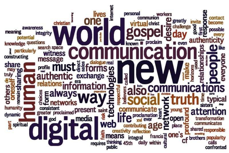 Journalists observe World Communication Day