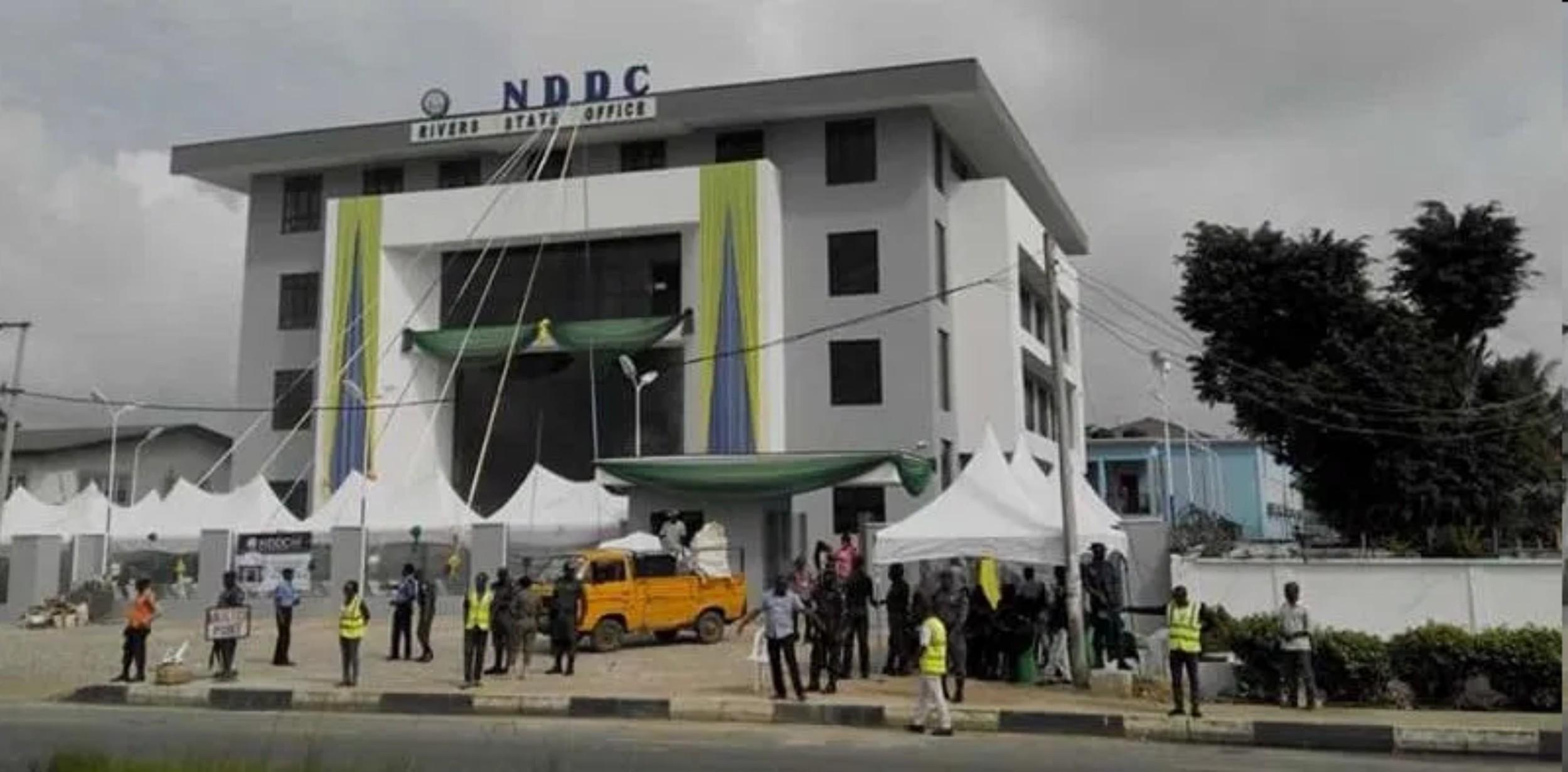 NDDC: The perplexity  of a forensic auditing