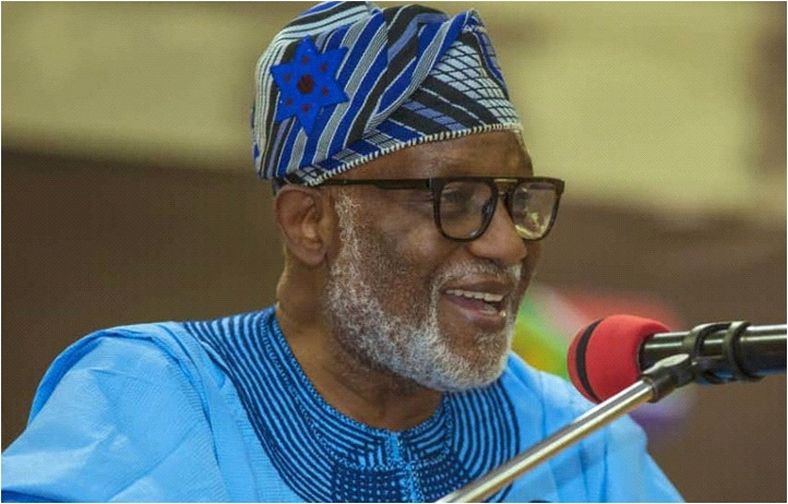 Akeredolu's victory well-deserved –Reps caucus