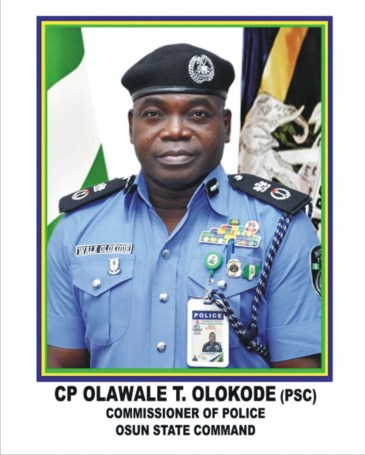 Osun police launch manhunt for kidnappers