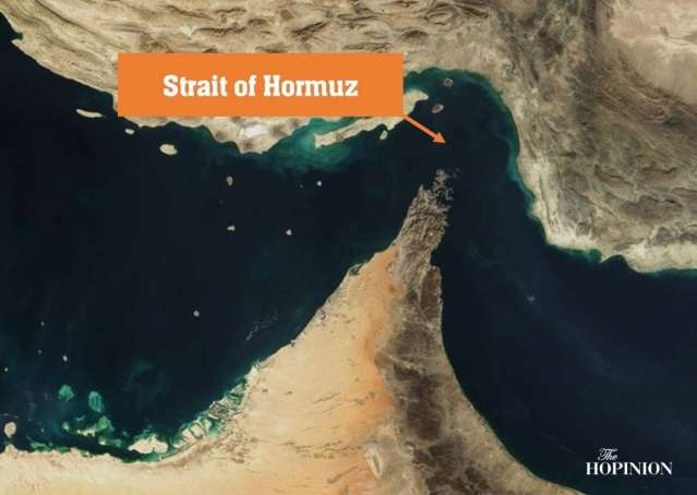 Why the Strait of Hormuz is so important?