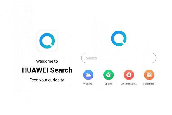 Huawei-Search-Replace-Google-Search-App