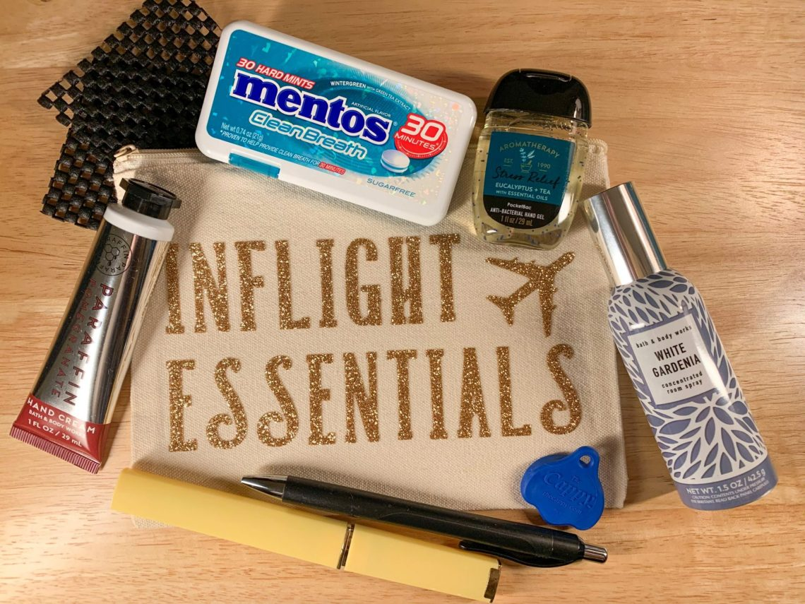 gifts for flight attendants
