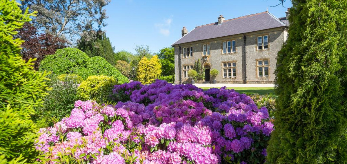 Kentisbury Grange Hotel Review North Devon