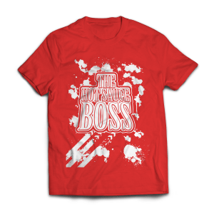 The Hot Sauce Boss T-Shirt