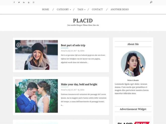 best wordpress blog themes ever