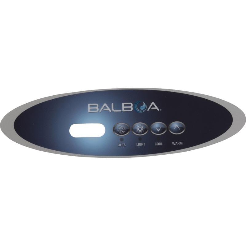 11746 Balboa 4 Button Overlay VL260