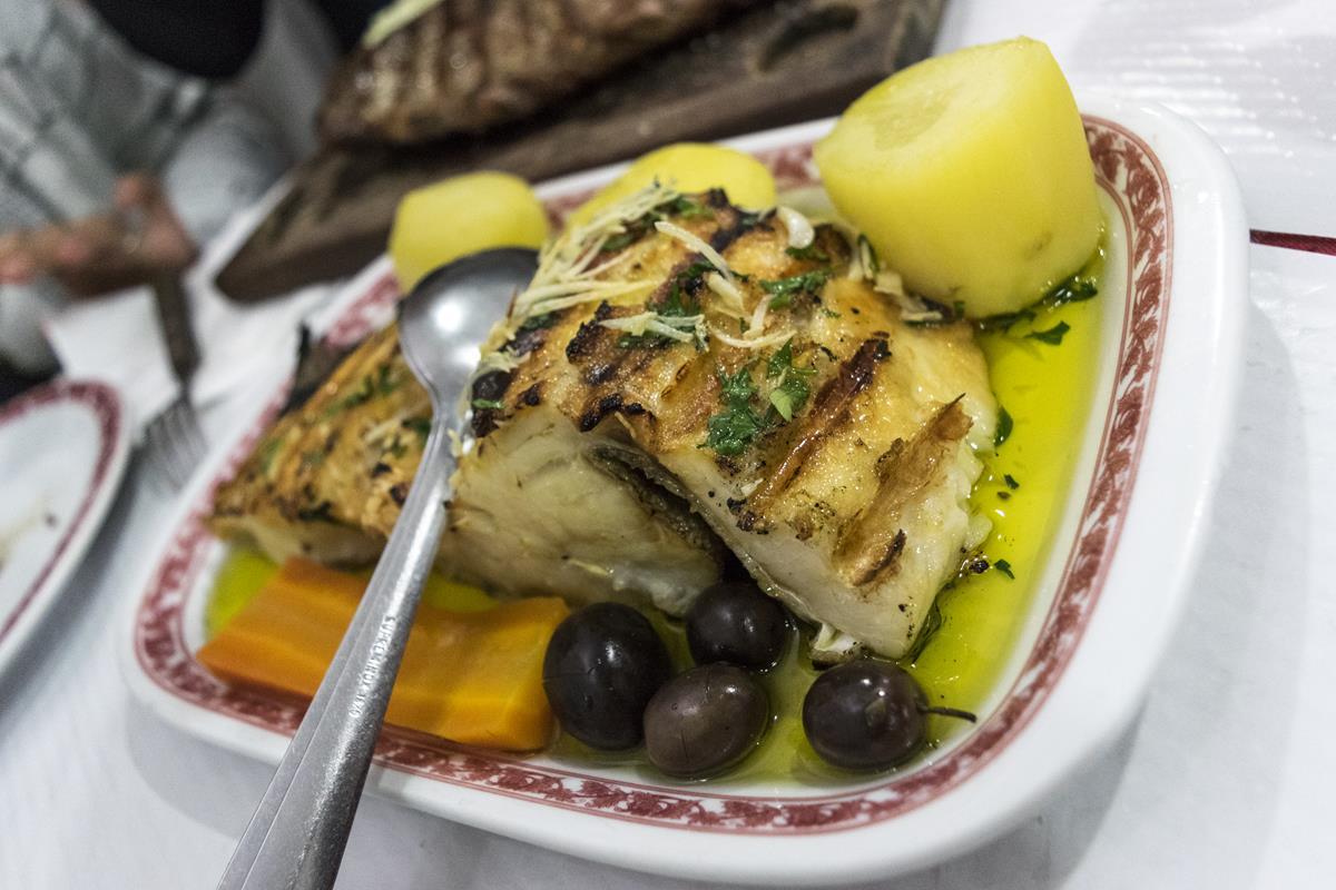 Eats in Lisbon: O Tachadas