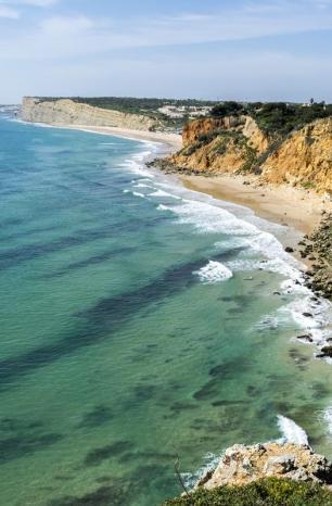 Hiking in the Algarve: Seaside in Lagos