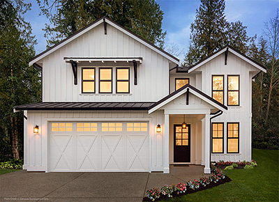 Choosing a Garage Door Color for Your Home on Choosing Garage Door Paint Colors  id=59125