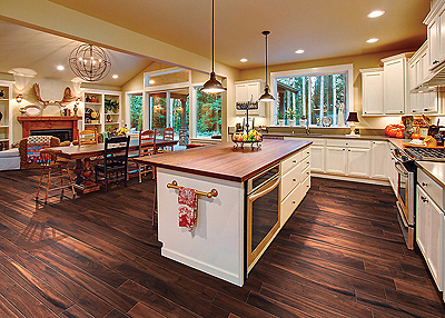 waterproof flooring for the whole house