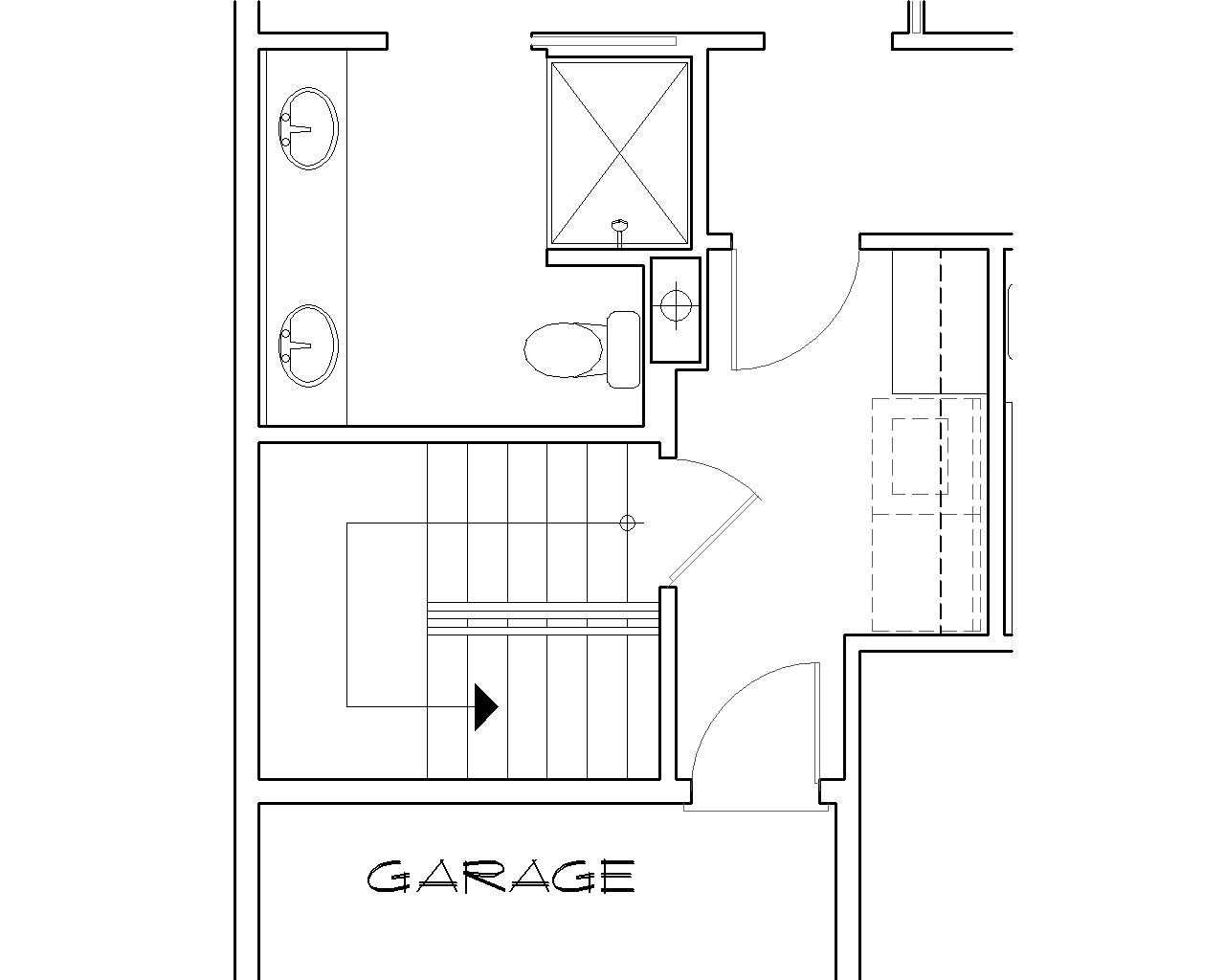 Floor Plans With Stairs 24 Photo Gallery