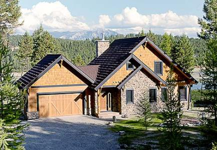 Vacation House Plans   Mountain or Beach Home Floor Plans by THD Vacation House Plans