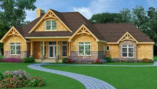 Ranch House Plans Easy to Customize from TheHouseDesigners com image of HOLLY HILL House Plan