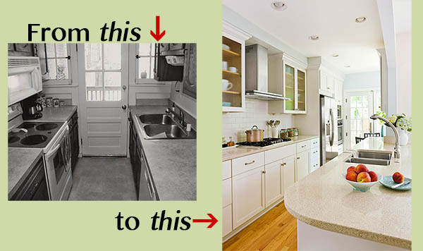 Awesome kitchen makeovers