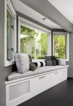 Inspiration photo, window seat