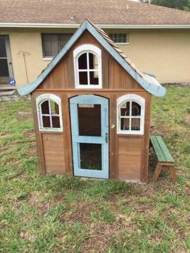 Kids Playhouse, Before