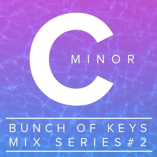 C Minor Mix Artwork