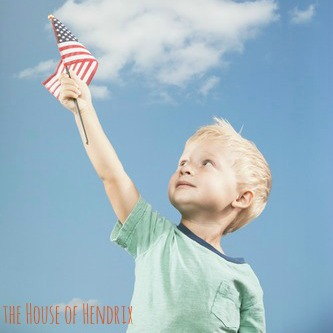 10 Ways to say thank you on Memorial Day