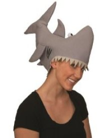 Mail a box of crazy hats, tutus, and these ridiculous things to your child at sleep away camp
