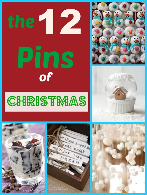 the 12 Pins of Christmas
