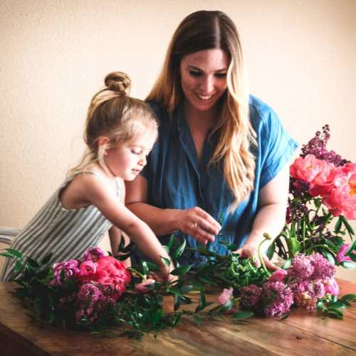 A Simple Mother's Day Craft