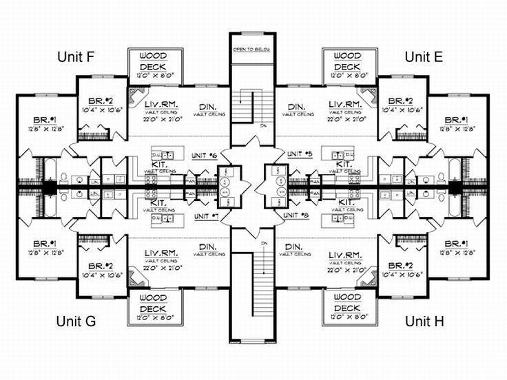 mansion house plans 8 bedrooms - interior design