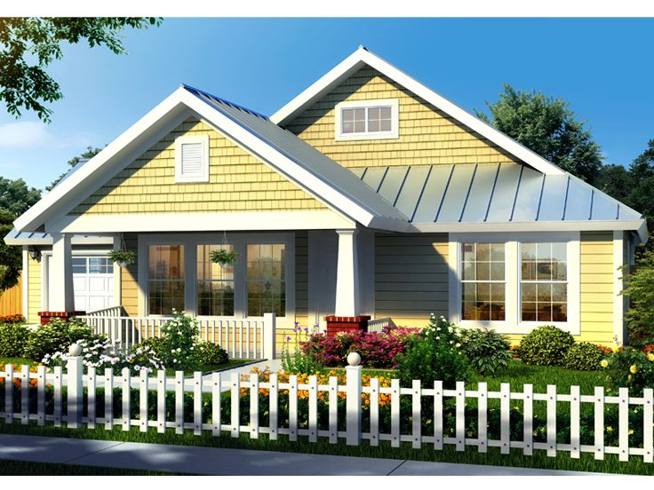 Plan 059H 0019   Find Unique House Plans  Home Plans and Floor Plans     Bungalow House Plan  059H 0019
