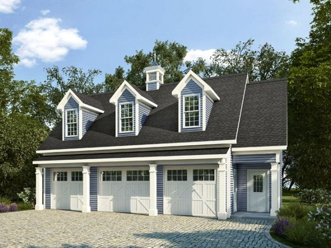 20 Awesome 3 Bay Garage With Apartment Above Plans