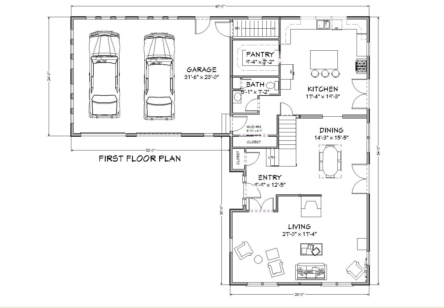 The Agamenicus Cape Cod Plan D64 The House Plan Site