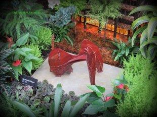 La Grande Vitesse Original Sculpture by Alexander Calder