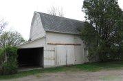 The barn at Graye's Greenhouse