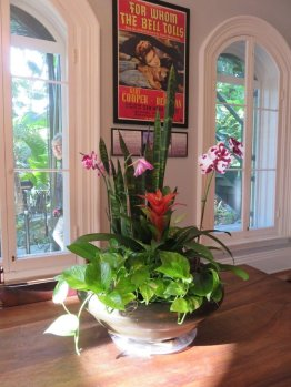 An arrangement in the house