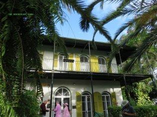 Hemingway's House in Key West