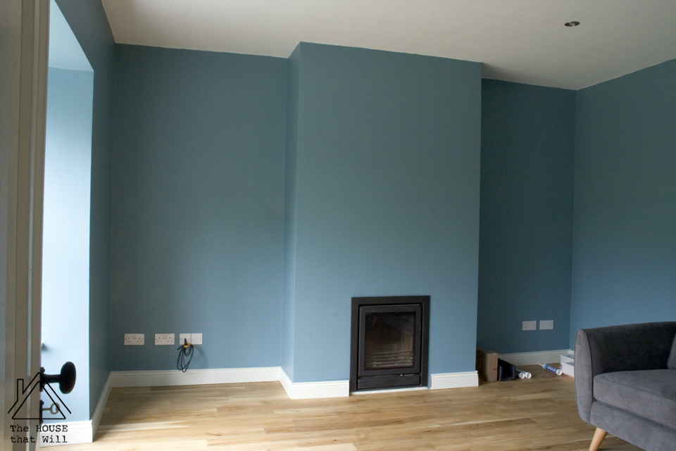 The House That Will Diy Coving Installation How To Install