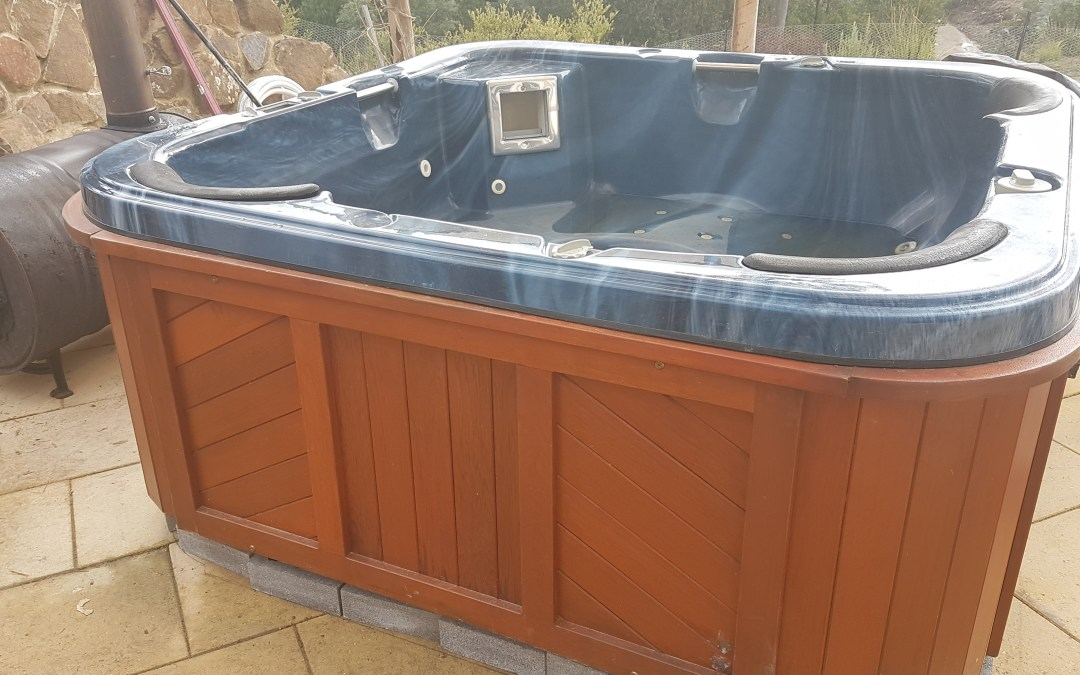 Hot Tub Fail # 1 | The House That Worked Out
