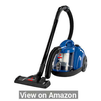 Bissell Zing Rewind Bagless Canister Vacuum Review