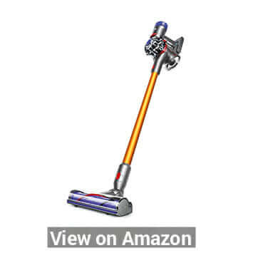 Dyson V8 Absolute Cord-Free Vacuum Review