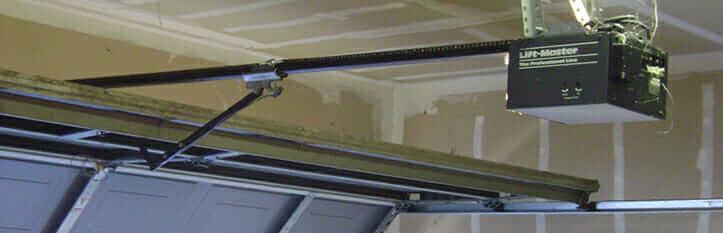 troubleshooting garage door opener problem