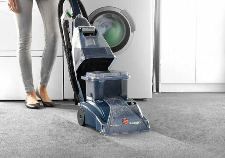 Hoover SteamVac SpinScrub