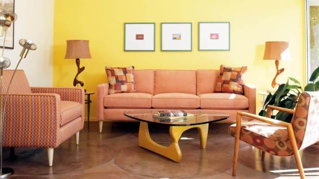Mid Century Modern Living Room Ideas - 12 Brilliant Ways ...