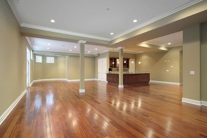 Basement Flooring And Moisture Protection