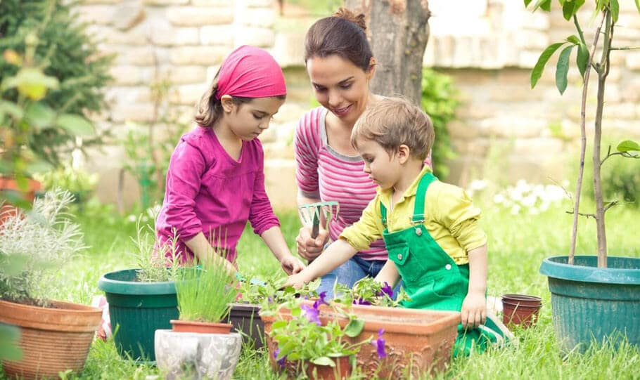 Gardening is a Type of Magic That Most Kids Will Appreciate