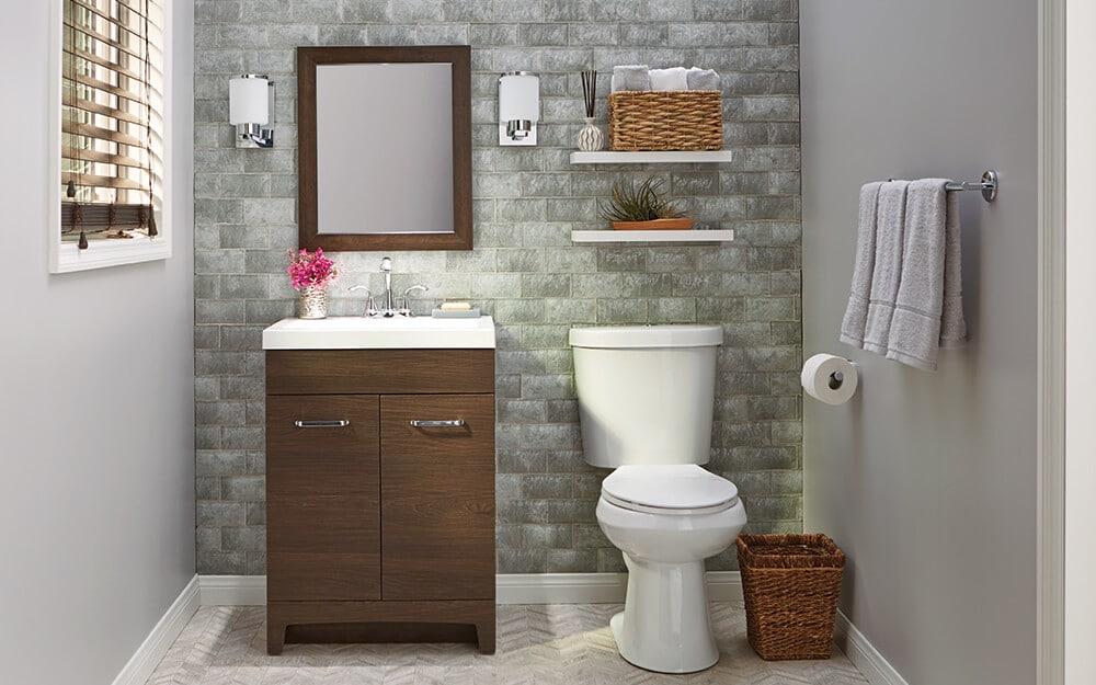 Small Bathroom Ideas - 13 Space Maximizing Ideas - The ... on Small Bathroom Ideas Pictures  id=12648
