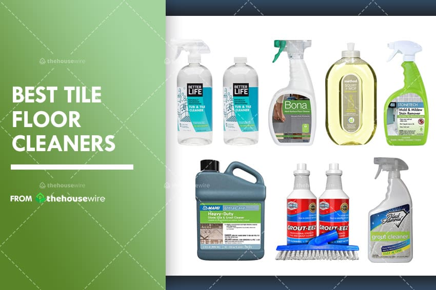 the 7 best tile floor cleaners of 2021